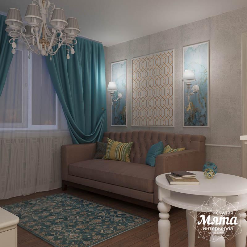 Дизайн интерьера двухкомнатной квартиры по ул. Шаумяна 109 img597543182