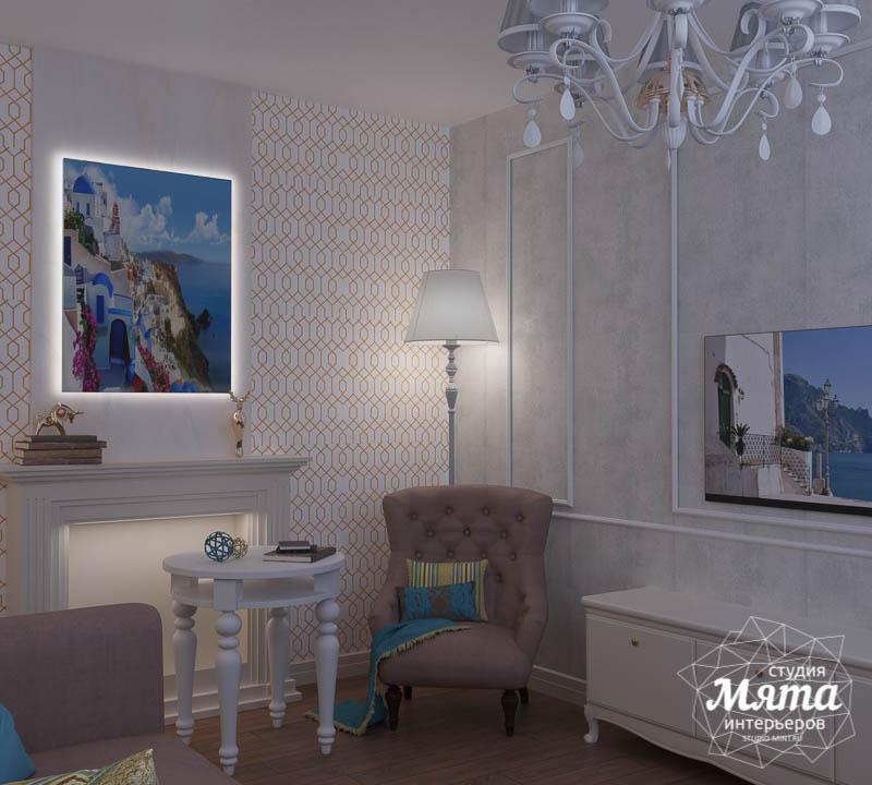 Дизайн интерьера двухкомнатной квартиры по ул. Шаумяна 109 img191485351