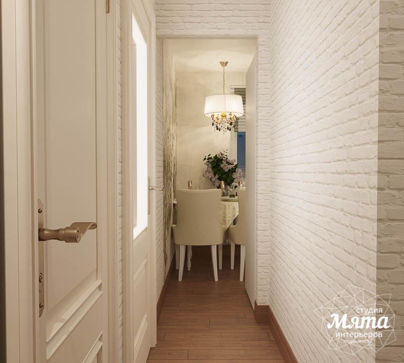 Дизайн интерьера двухкомнатной квартиры по ул. Шаумяна 109 img231104734