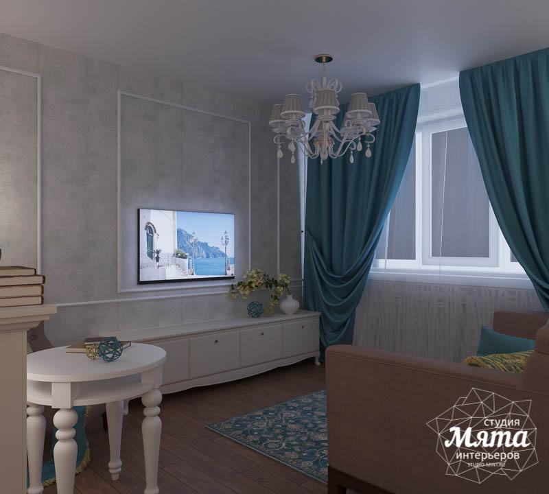 Дизайн интерьера двухкомнатной квартиры по ул. Шаумяна 109 img861041786