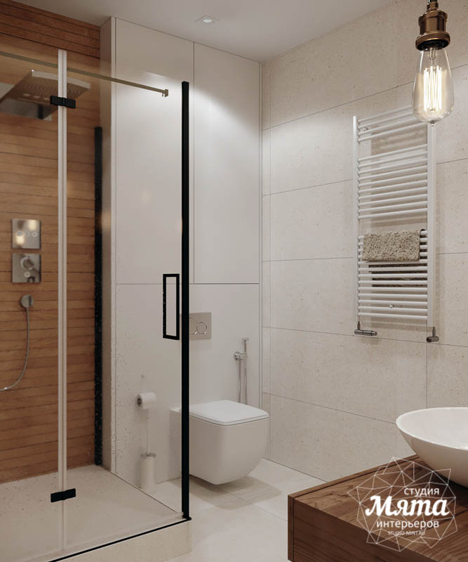 Дизайн интерьера трехкомнатной квартиры в ЖК Чемпион Парк img662966957
