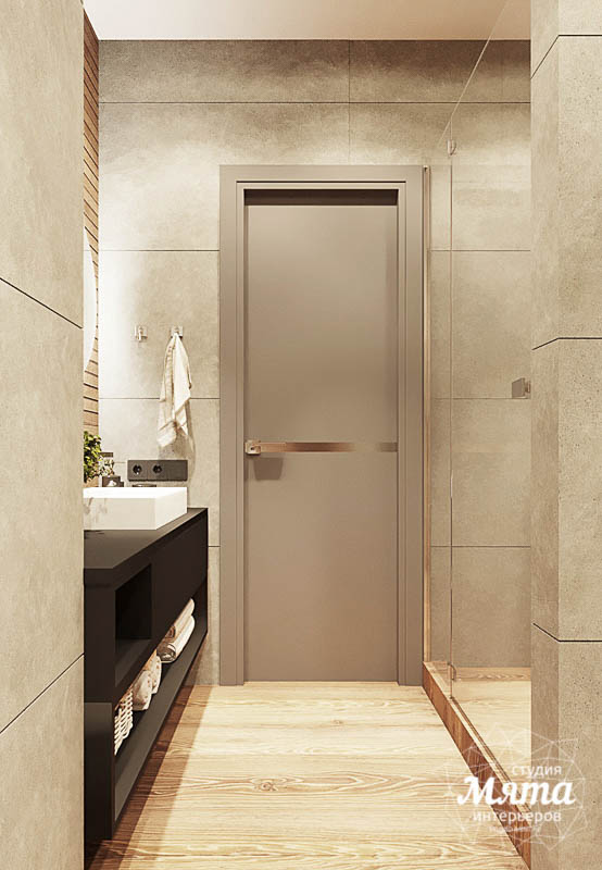 Дизайн интерьера квартиры - студии в ЖК Гринвуд img178015504