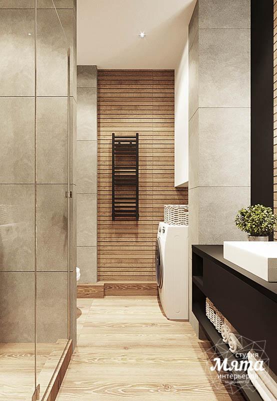 Дизайн интерьера квартиры - студии в ЖК Гринвуд img1061442389