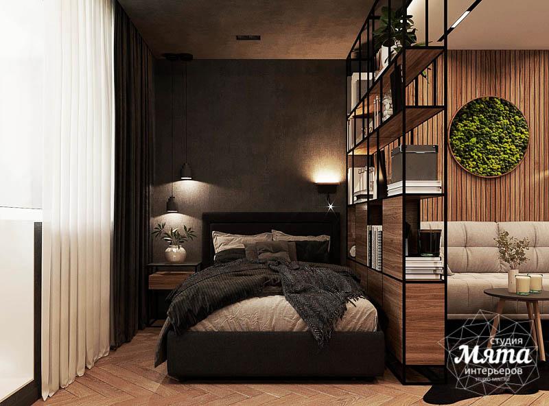 Дизайн интерьера квартиры - студии в ЖК Гринвуд img30905271