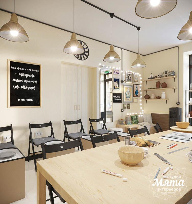Дизайн интерьера Гончарной студии г. Асбест img1494835180
