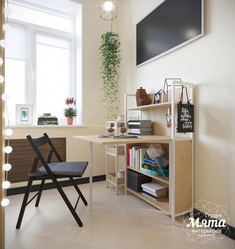 Дизайн интерьера Гончарной студии г. Асбест img75250918