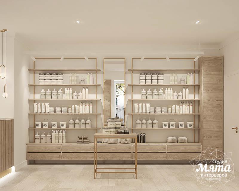 Дизайн интерьера магазина корейской косметики img28724784