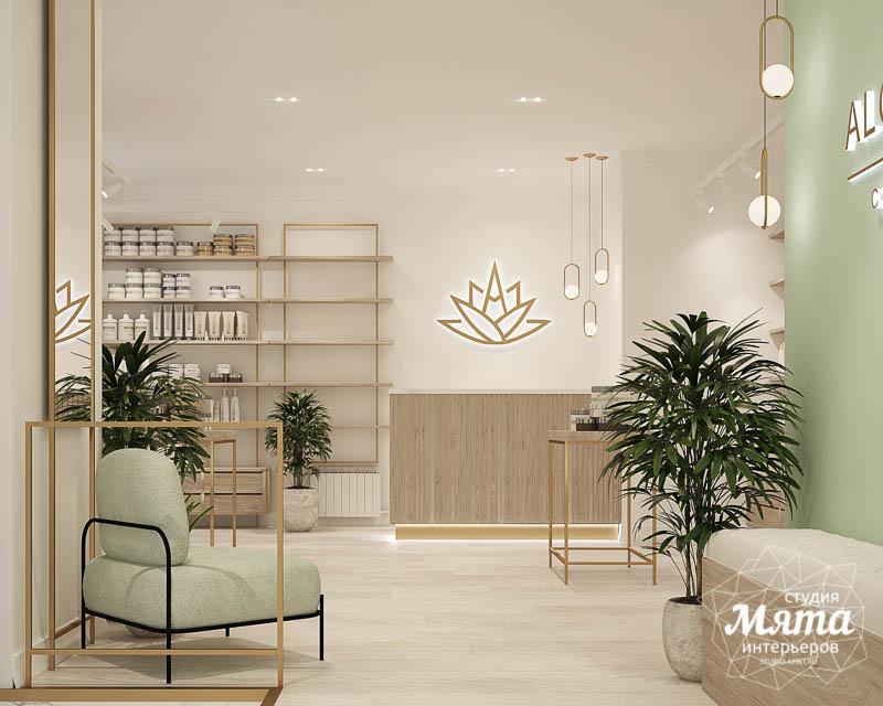 Дизайн интерьера магазина корейской косметики img1707121747
