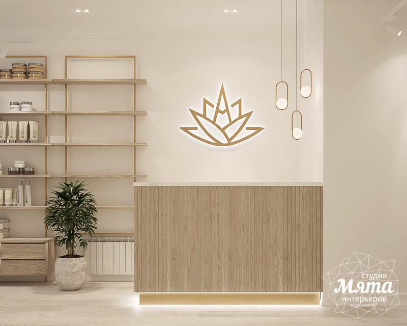 Дизайн интерьера магазина корейской косметики img1240447827