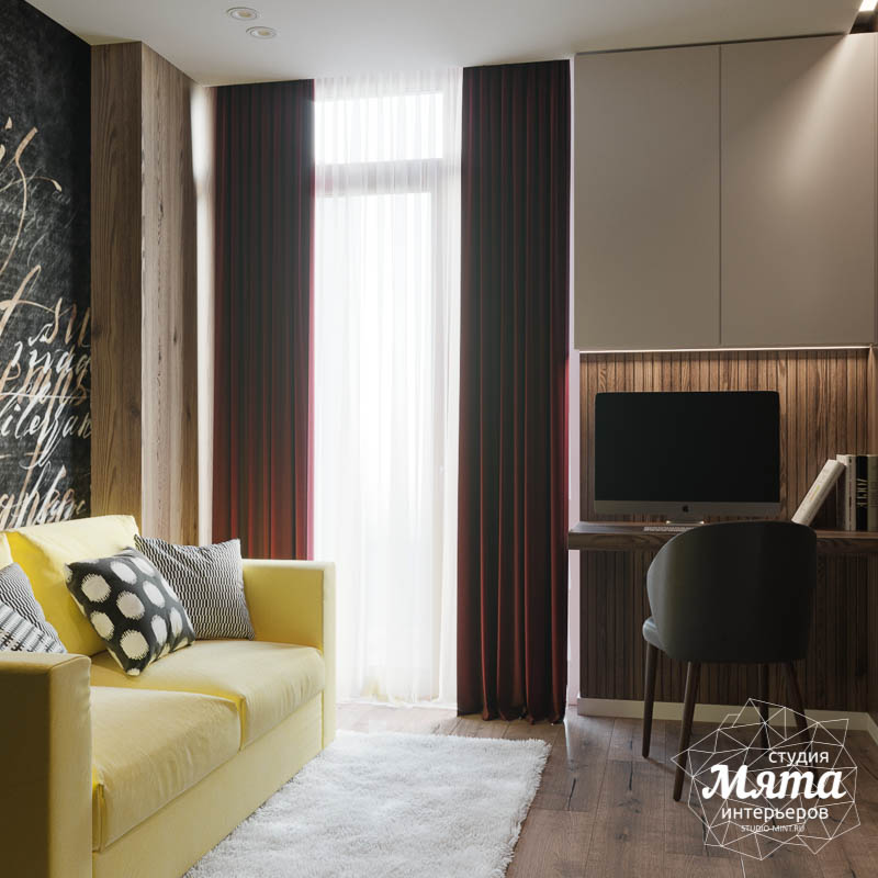 Дизайн интерьера двухкомнатной квартиры в ЖК Репин Парк img2069083574