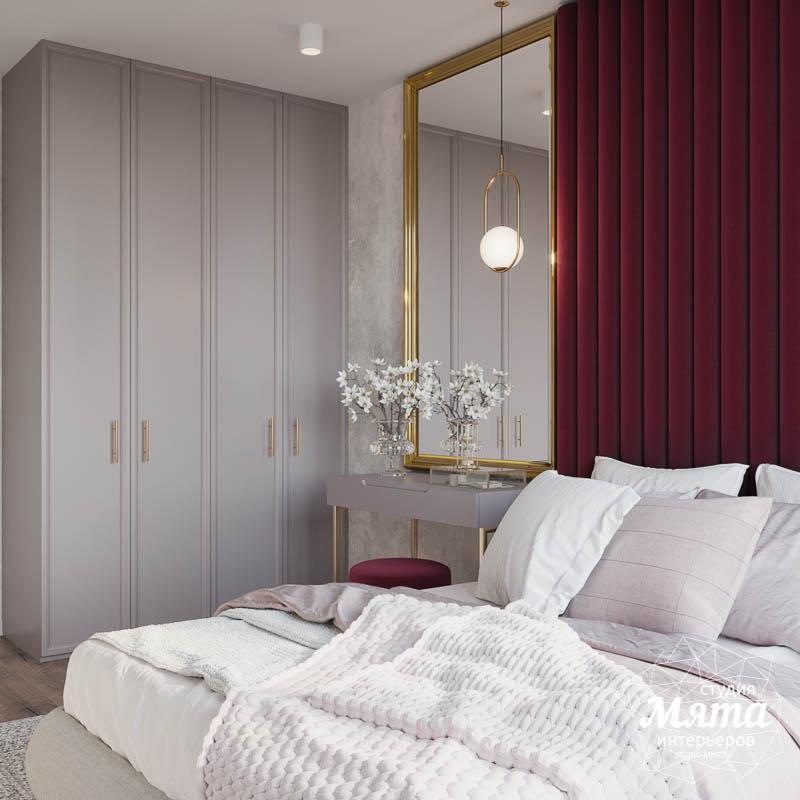 Дизайн интерьера двухкомнатной квартиры в ЖК Репин Парк img1212207920