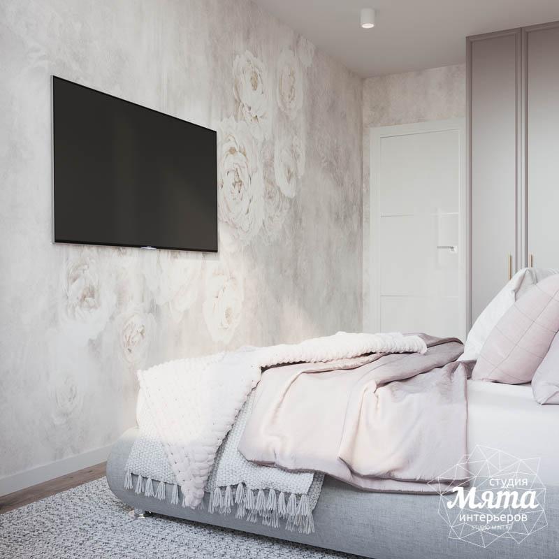 Дизайн интерьера двухкомнатной квартиры в ЖК Репин Парк img1888065441