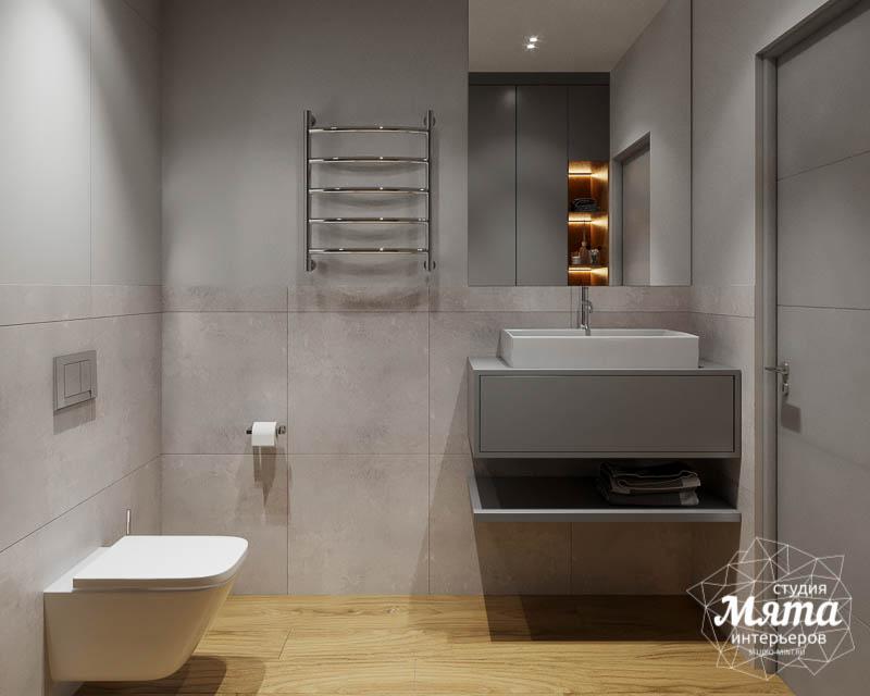 Дизайн интерьера квартиры - студии в ЖК Стрелки img102711911