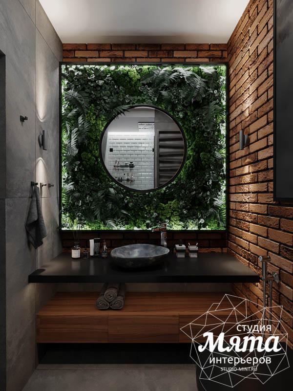 Дизайн интерьера квартиры в стиле лофт img730351564