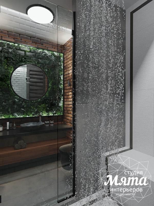 Дизайн интерьера квартиры в стиле лофт img1494013631