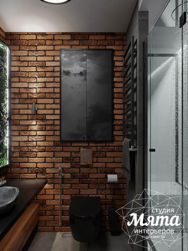 Дизайн интерьера квартиры в стиле лофт img2014887789