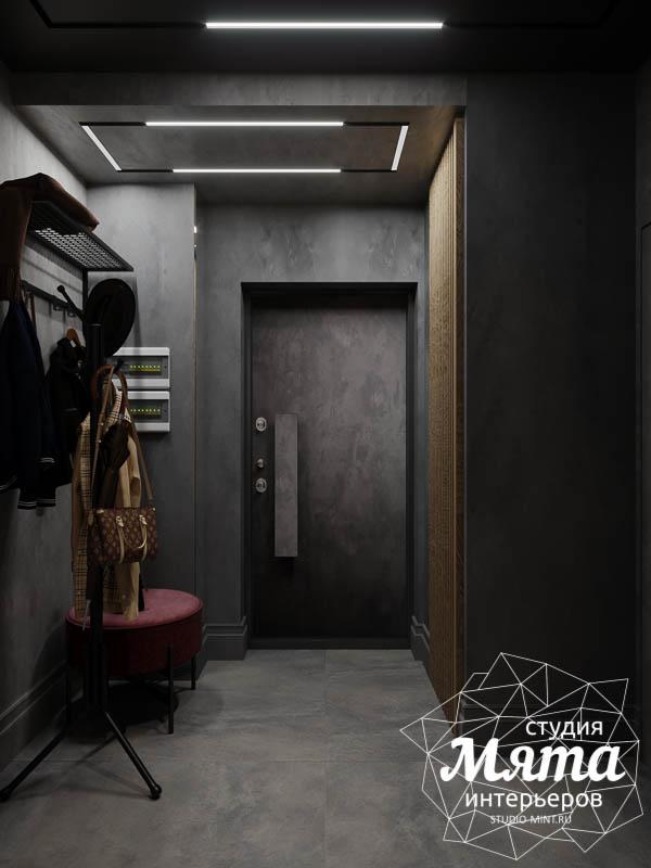 Дизайн интерьера квартиры в стиле лофт img954934944