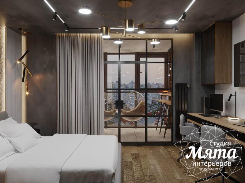 Дизайн интерьера квартиры в стиле лофт img1497379364