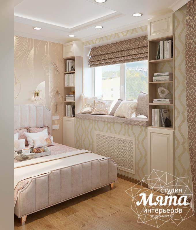 Дизайн интерьера однокомнатной квартиры, ул.Рощинская  img1390484770
