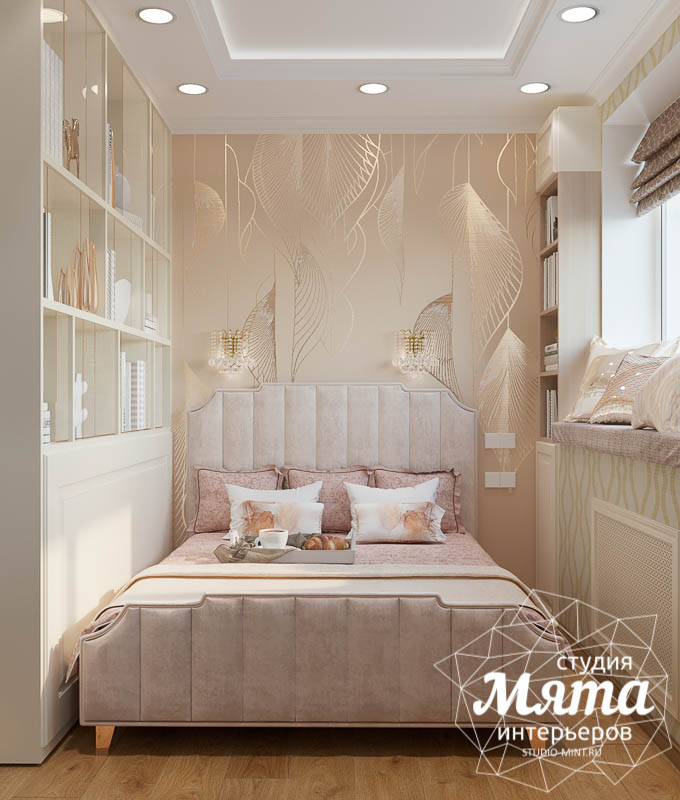 Дизайн интерьера однокомнатной квартиры, ул.Рощинская  img64328972