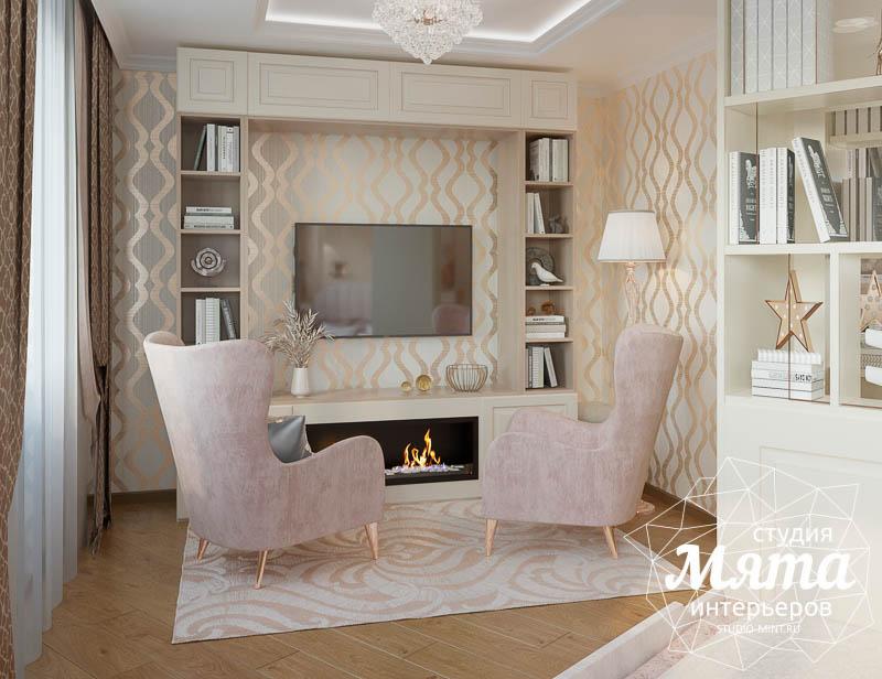 Дизайн интерьера однокомнатной квартиры, ул.Рощинская  img1411748973