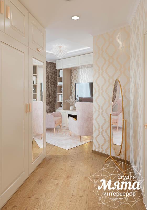 Дизайн интерьера однокомнатной квартиры, ул.Рощинская  img1037107655