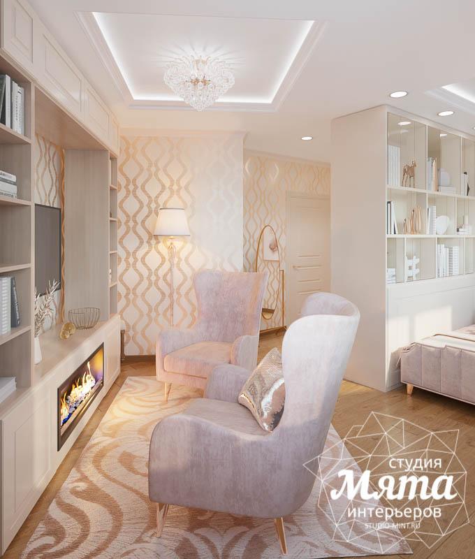 Дизайн интерьера однокомнатной квартиры, ул.Рощинская  img1474706325