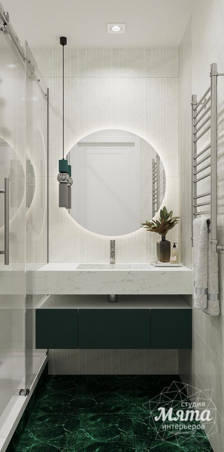 Дизайн интерьера трехкомнатной квартиры в современном стиле, ул. Репина 17а img738581927