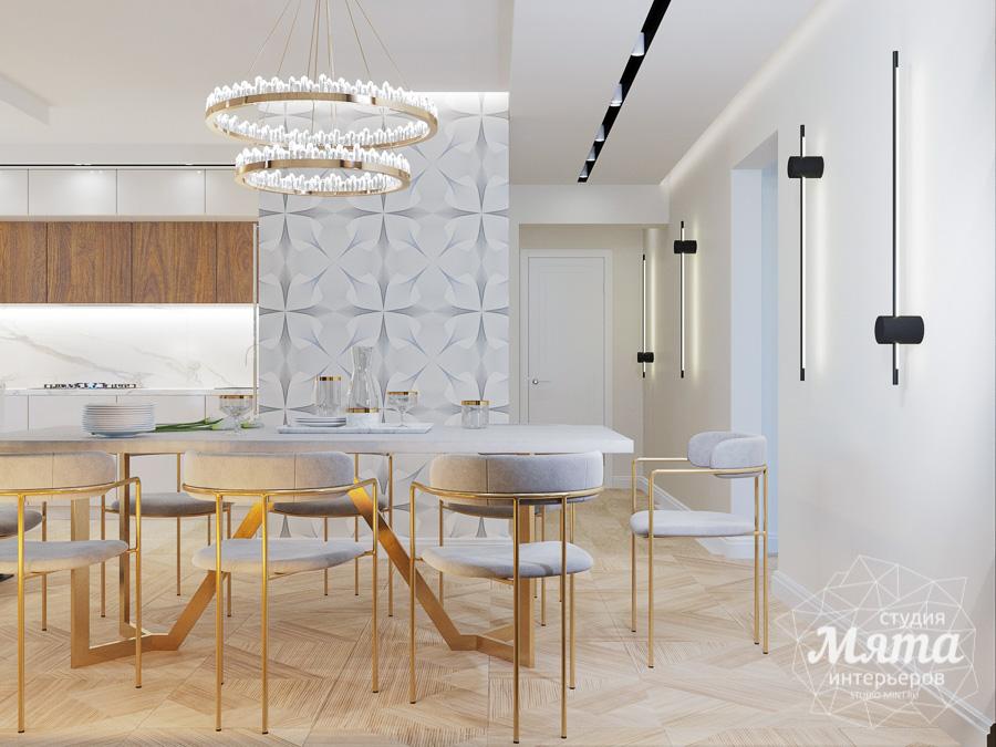 Дизайн интерьера трехкомнатной квартиры в современном стиле, ул. Репина 17а img513738216
