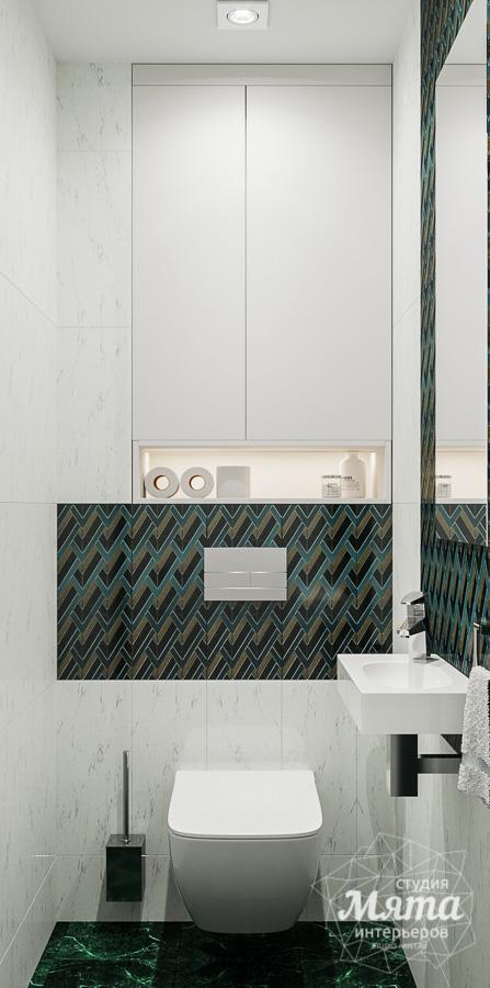 Дизайн интерьера трехкомнатной квартиры в современном стиле, ул. Репина 17а img821968075