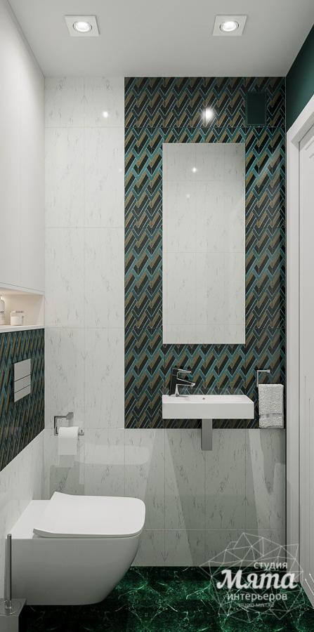 Дизайн интерьера трехкомнатной квартиры в современном стиле, ул. Репина 17а img262272079