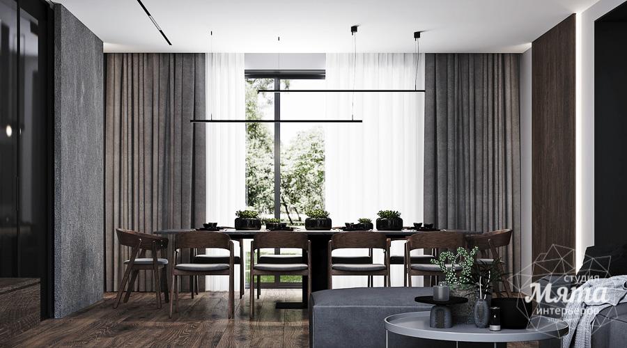 Дизайн интерьера загородного дома КП Заповедник img759408009