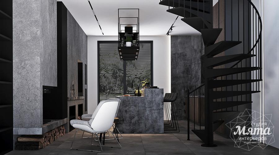 Дизайн интерьера загородного дома КП Заповедник img1628488