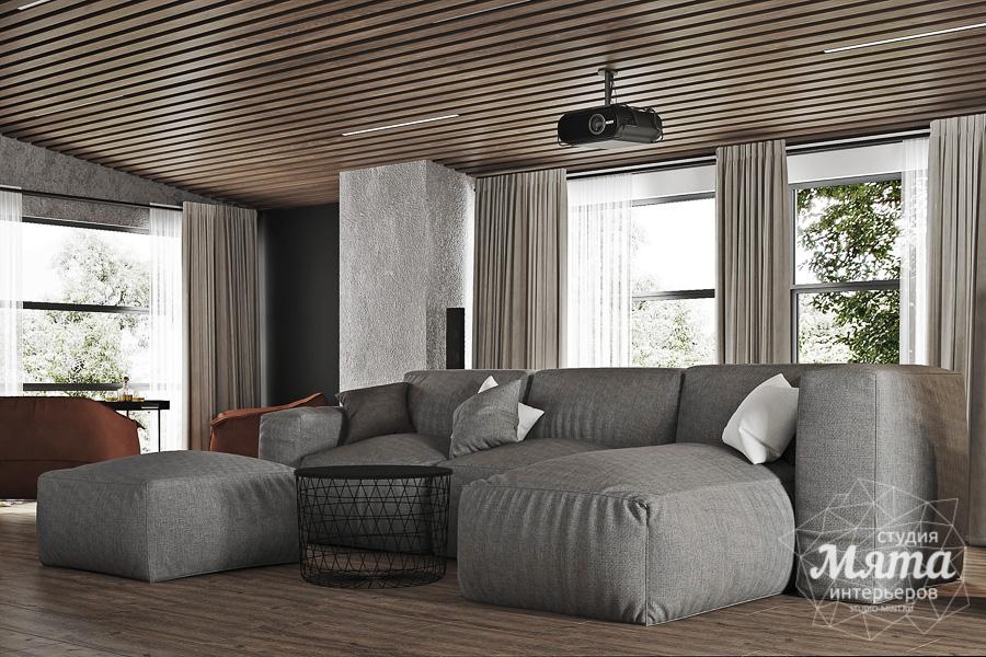 Дизайн интерьера загородного дома КП Заповедник img1436223522