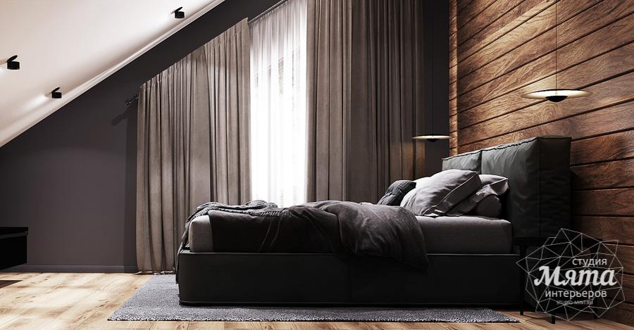 Дизайн интерьера гостевого дома КП Заповедник img1967563381