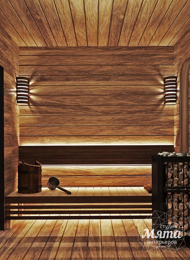 Дизайн интерьера гостевого дома КП Заповедник img1358728840