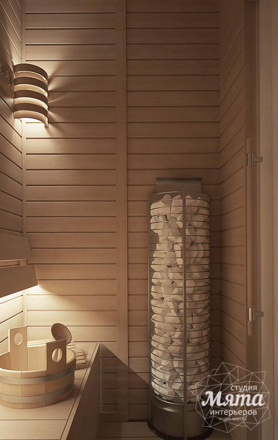 Дизайн интерьера трехкомнатной квартиры в ЖК Клевер Парк img1853622305