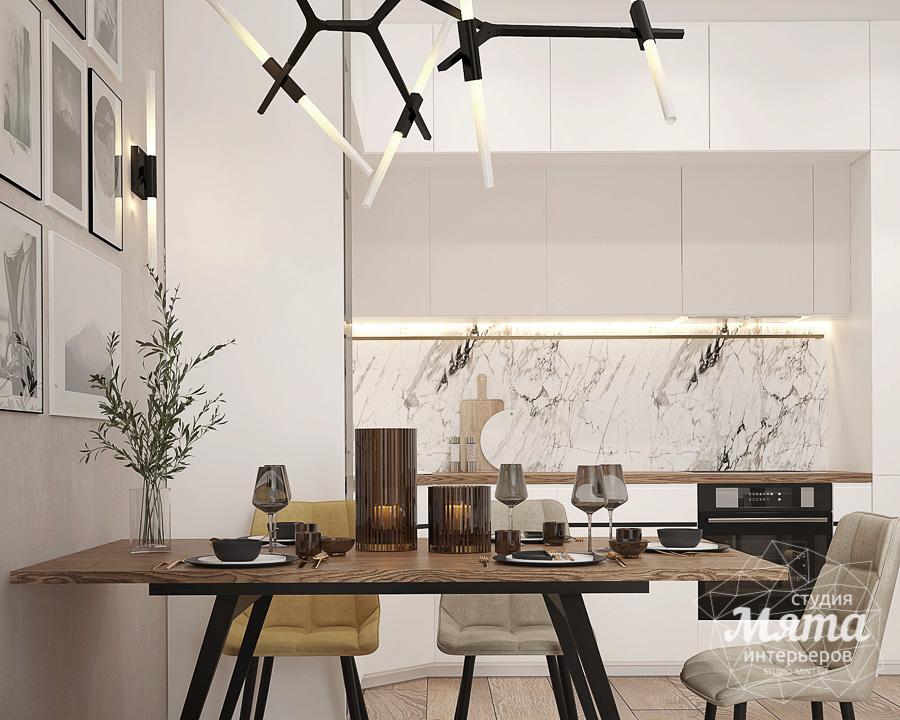 Дизайн интерьера трехкомнатной квартиры в ЖК Клевер Парк img120171626