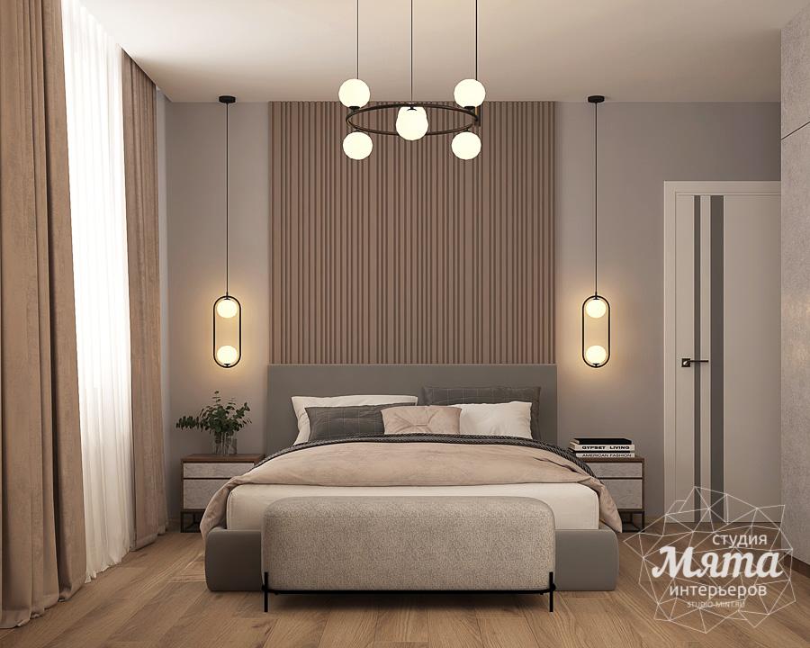 Дизайн интерьера трехкомнатной квартиры ЖК Близкий img2108238611