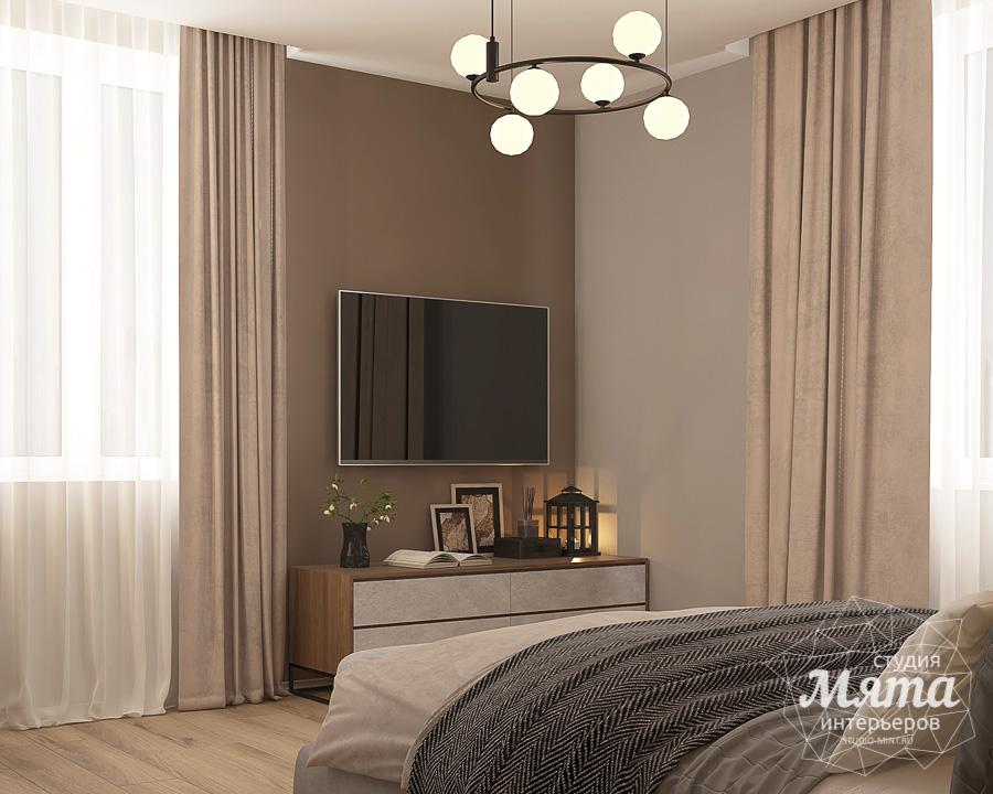 Дизайн интерьера трехкомнатной квартиры ЖК Близкий img491678752
