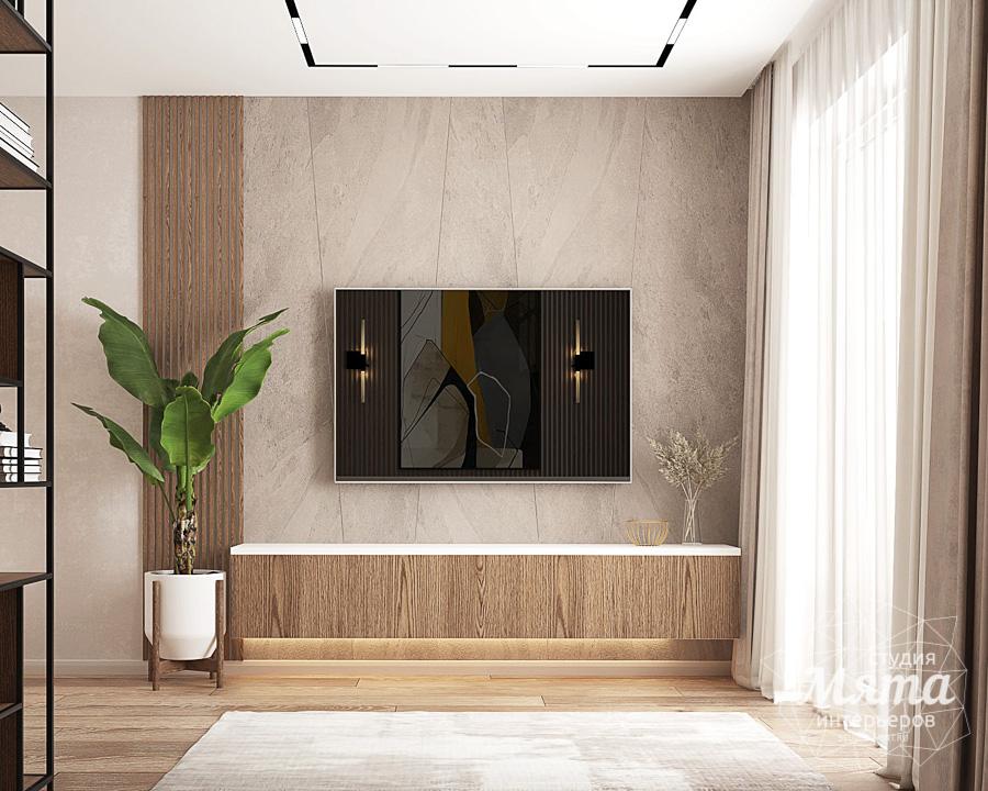Дизайн интерьера трехкомнатной квартиры ЖК Клевер Парк img437185405