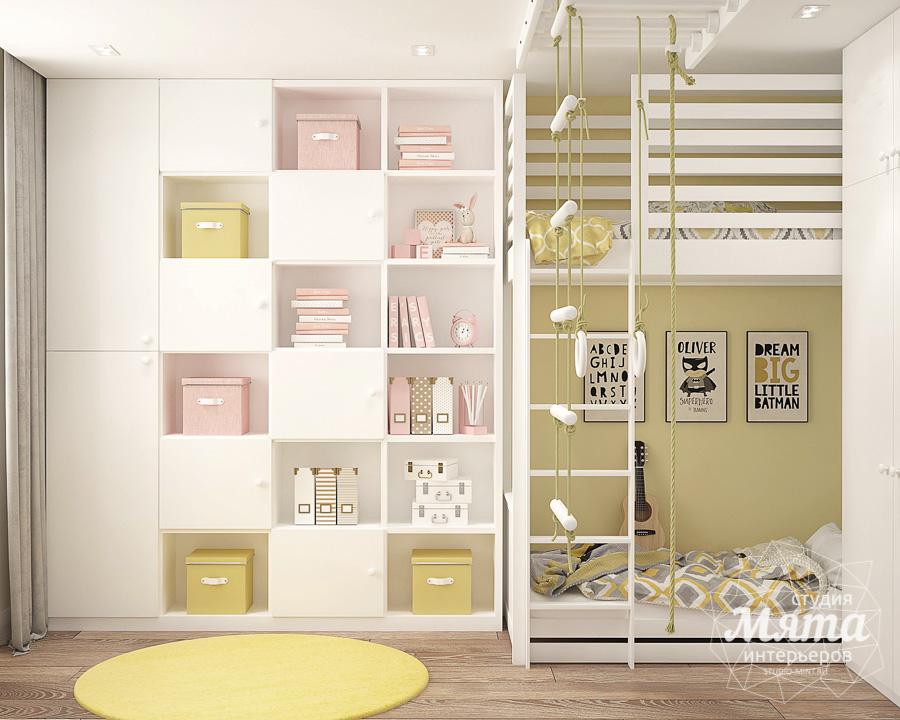 Дизайн интерьера трехкомнатной квартиры в ЖК Клевер Парк img2052071620
