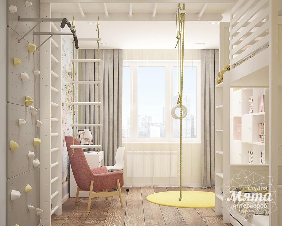 Дизайн интерьера трехкомнатной квартиры в ЖК Клевер Парк img4435251