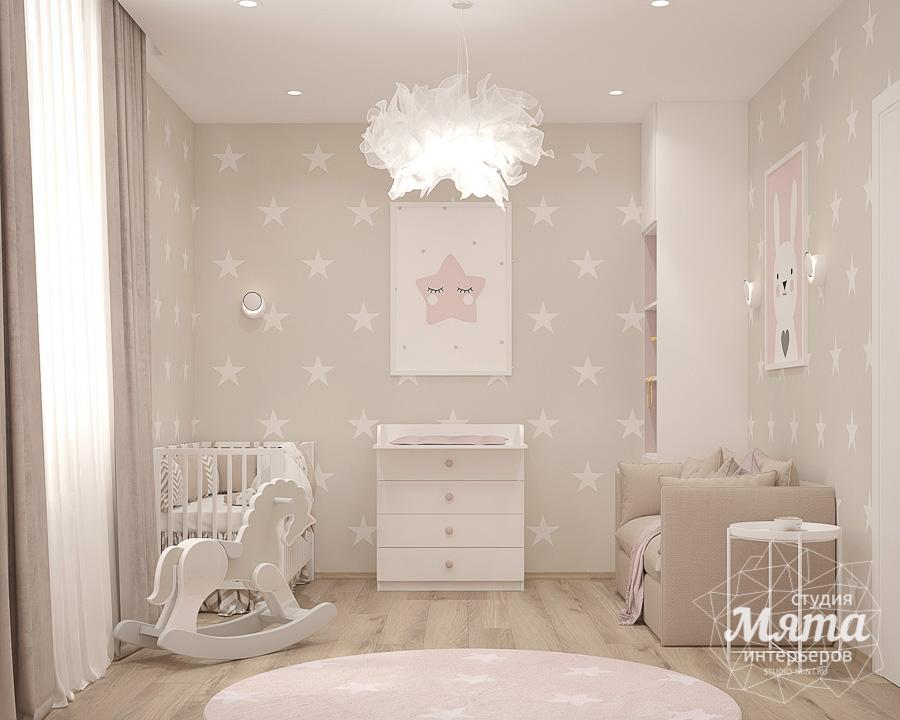 Дизайн интерьера трехкомнатной квартиры ЖК Близкий img1762189198