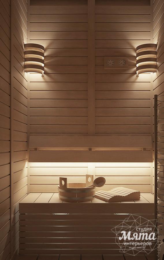 Дизайн интерьера трехкомнатной квартиры в ЖК Клевер Парк img232526349