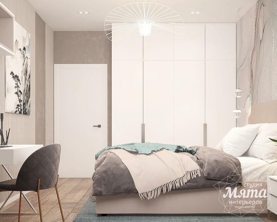 Дизайн интерьера трехкомнатной квартиры в ЖК Клевер Парк img284788145