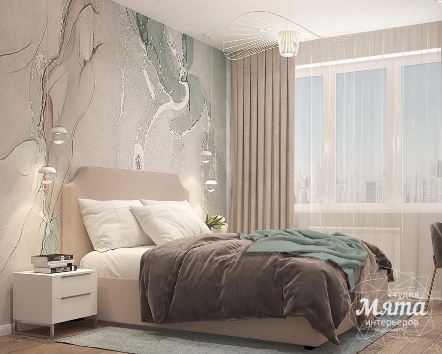 Дизайн интерьера трехкомнатной квартиры в ЖК Клевер Парк img1882701083