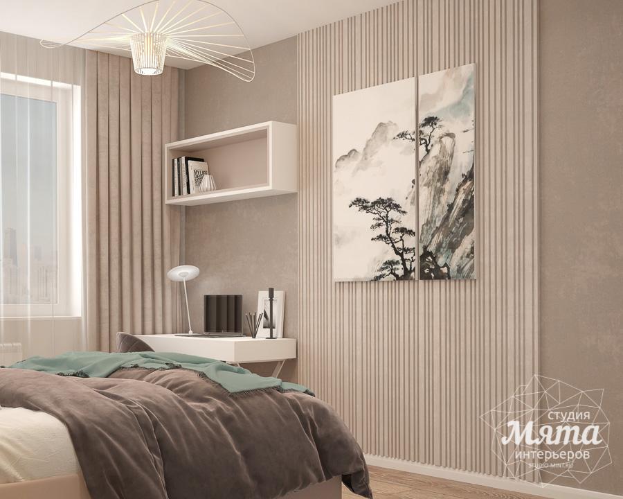 Дизайн интерьера трехкомнатной квартиры в ЖК Клевер Парк img1254689620