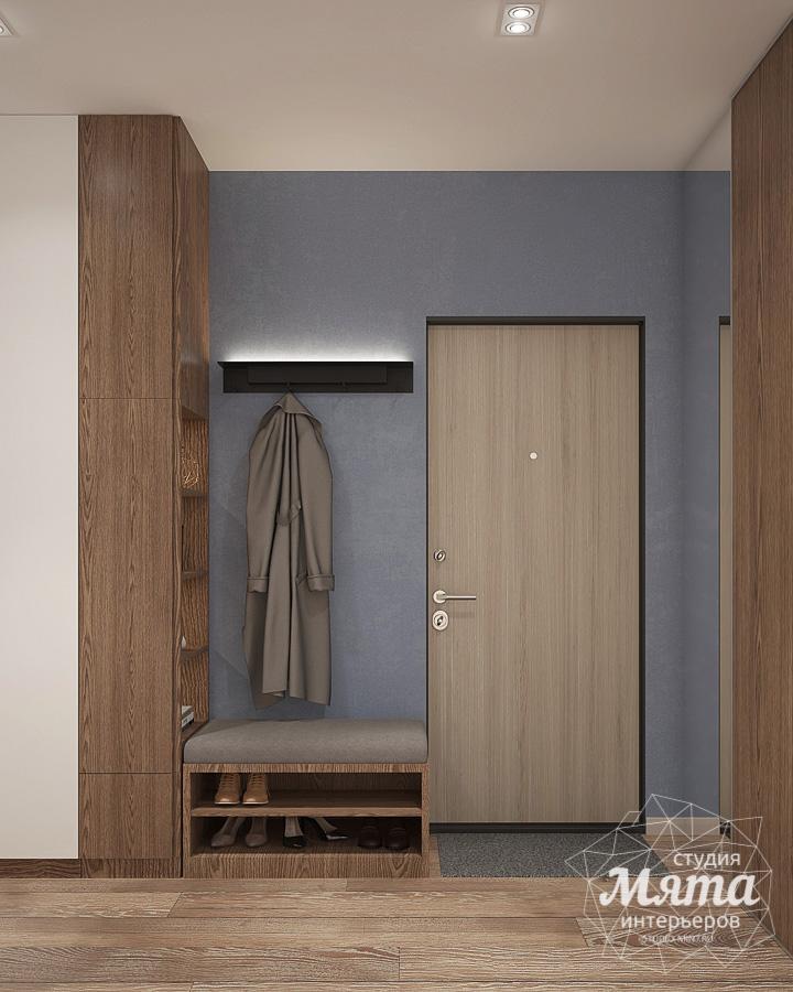 Дизайн интерьера трехкомнатной квартиры в ЖК Клевер Парк img1264925901
