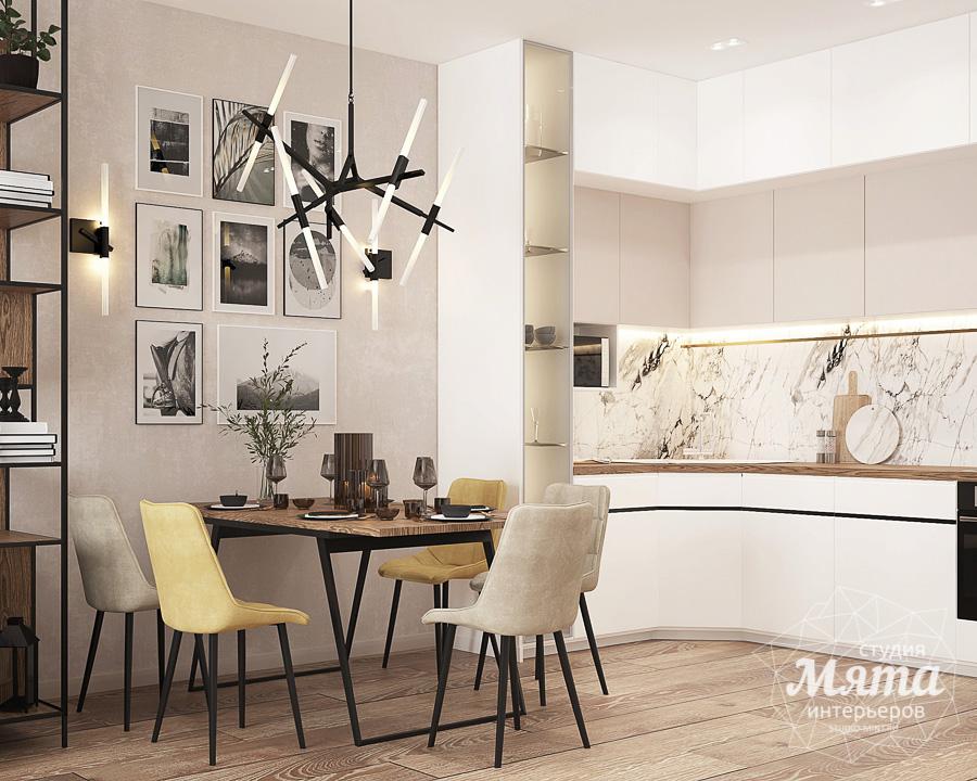 Дизайн интерьера трехкомнатной квартиры в ЖК Клевер Парк img633765592